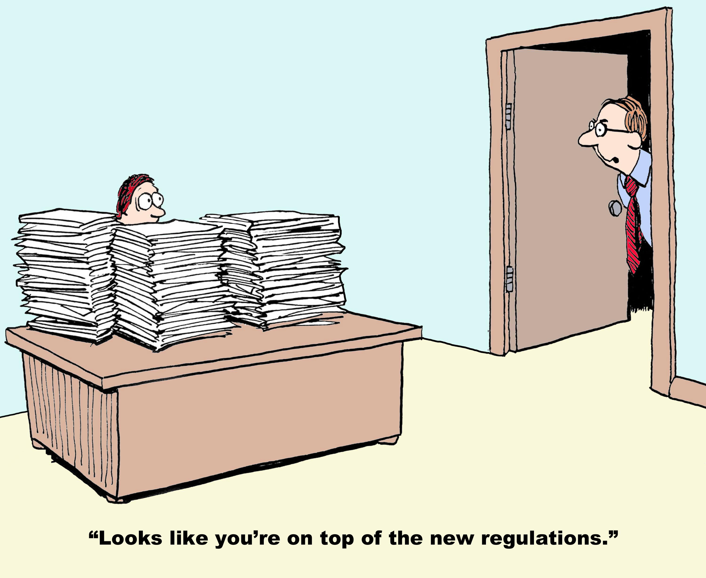 Modern Regulatory Change Management