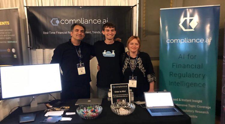 Compliance.ai at AI Summit 2017