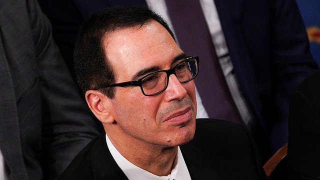 Mnuchin asks Congress to raise debt ceiling 'as soon as possible'
