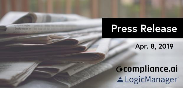 Press Release Apr. 8, 2019