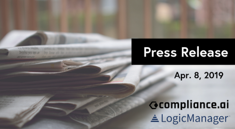 Press Release April 8, 2019