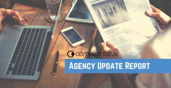 Agency Update Report