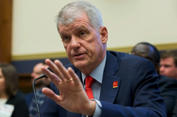 Wells Fargo C.E.O. Is Grilled on Capitol Hill
