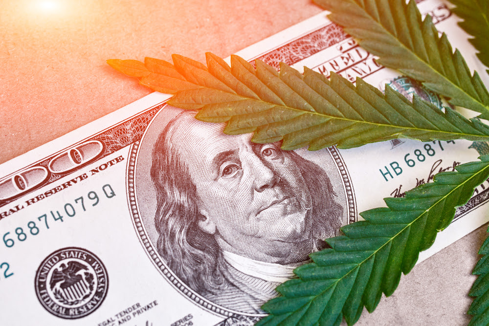 Bill addresses issues with cannabis banking