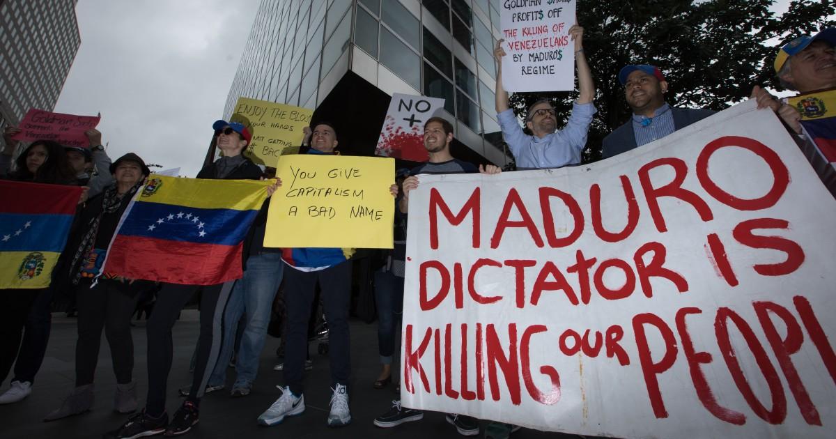 Can AI help banks handle Venezuelan sanctions?