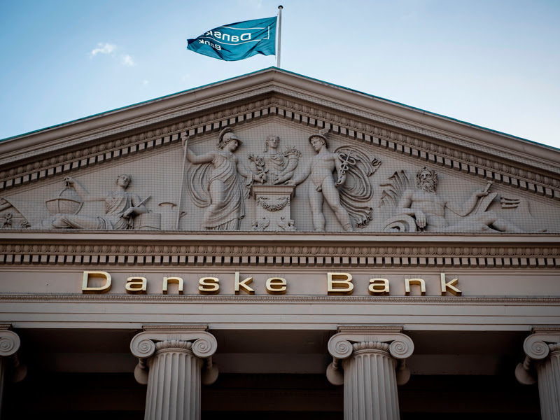 European banking regulator faces criticism after failing to take action on Danske Bank scandal
