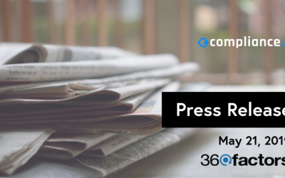 Compliance.ai Press Release 5-20-2019
