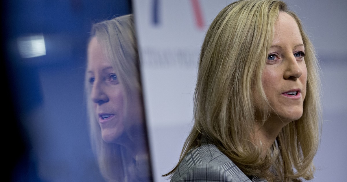 CFPB chief's equal-opportunity calendar