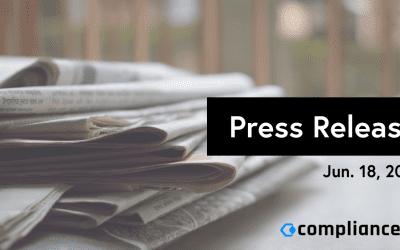 Press Release June 18, 2019