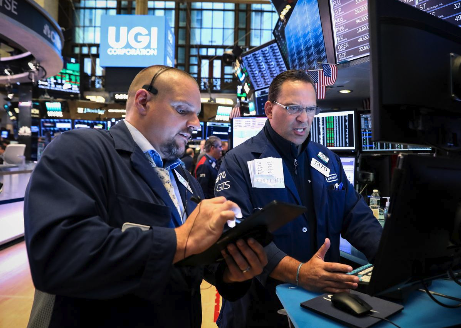 Wall Street opens lower on trade war fallout concerns
