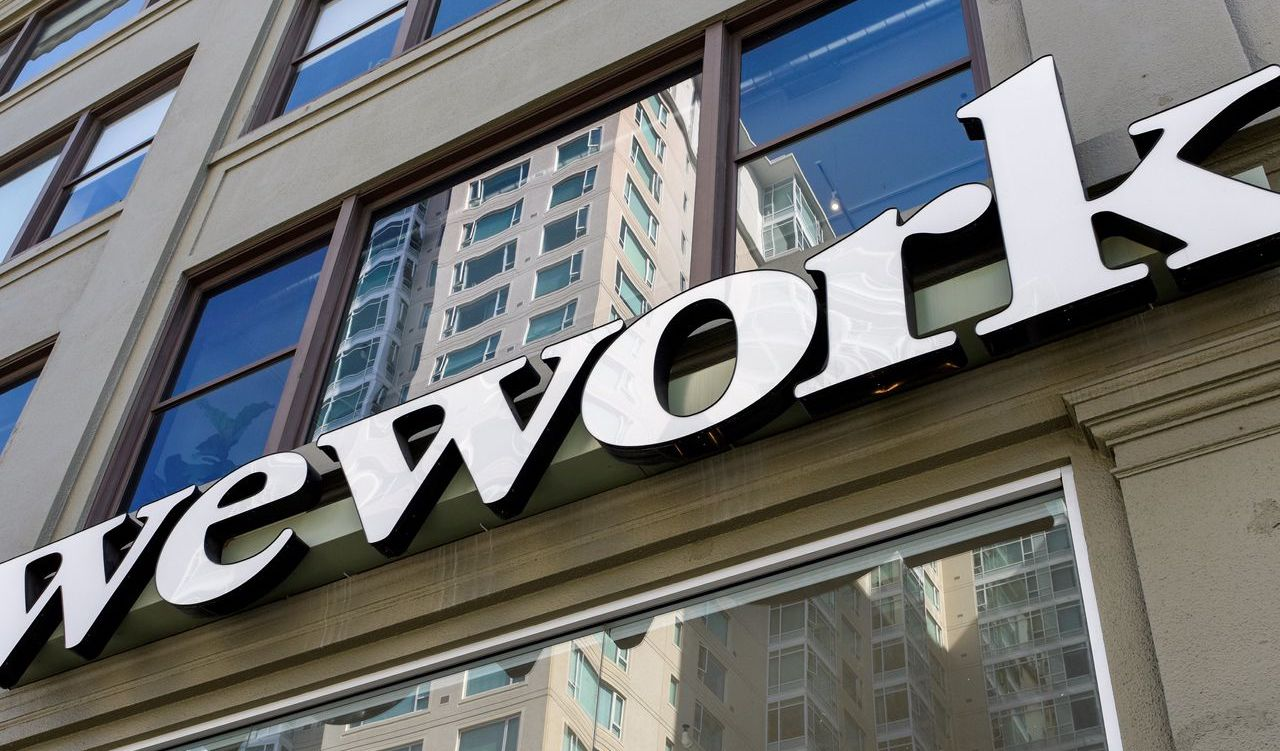 SoftBank to Take Control of WeWork