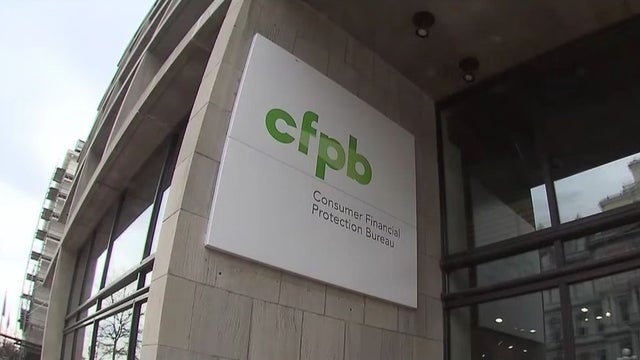 Partisan fight over consumer bureau arrives at Supreme Court