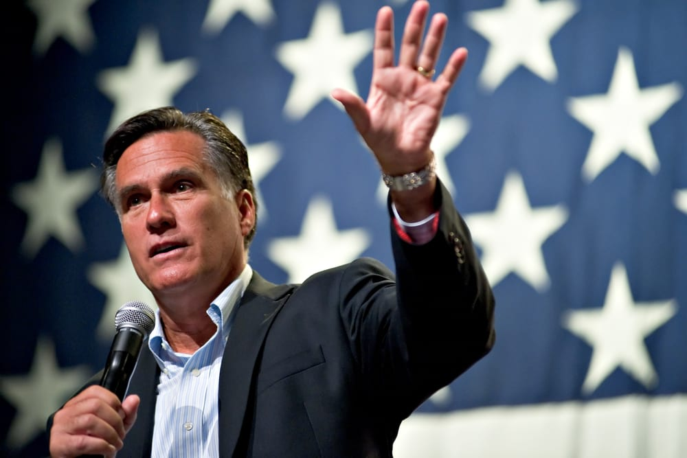 Romney Calls For Cash Stimulus To Ease Financial Pressure From Coronavirus