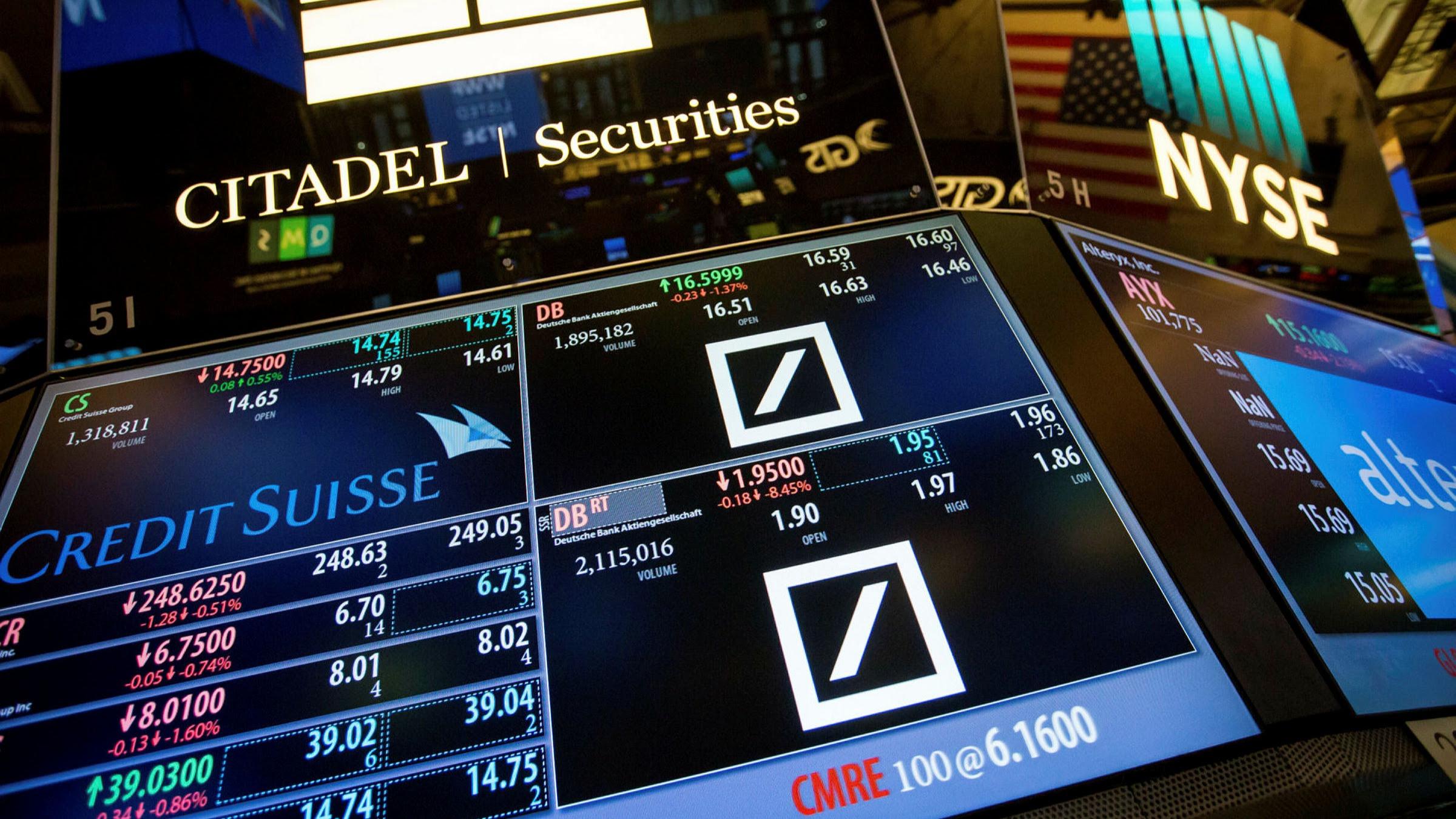 US regulator fines Citadel Securities