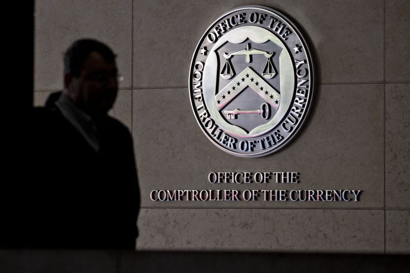 State regulator group, others back lawsuit against OCC fintech charter