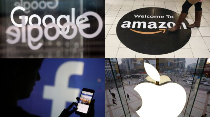 Congress's scrutiny of tech giants could be blessing and curse for banks