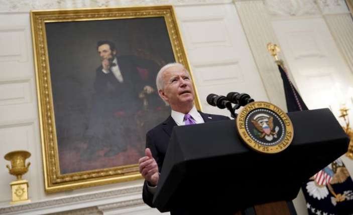 What Biden's data portability push means for banks